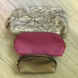 Liz Claiborne Travel Pouch Set